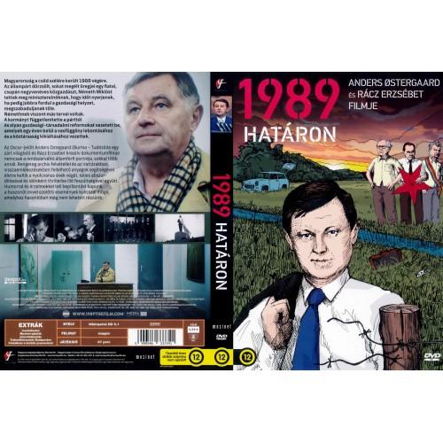 1989 Határon (DVD)