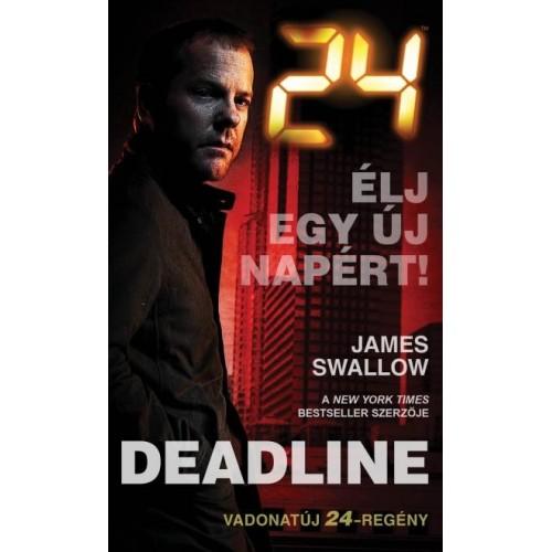 24: Élj egy új napért! (Deadline)