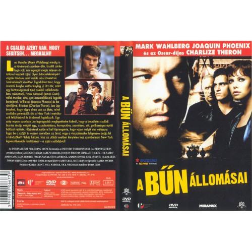 A bűn állomásai (DVD)