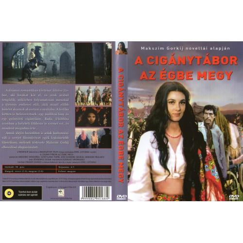 A cigánytábor az égbe megy (DVD)
