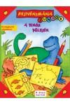 A dinók földjén (Rejtvénymánia junior)