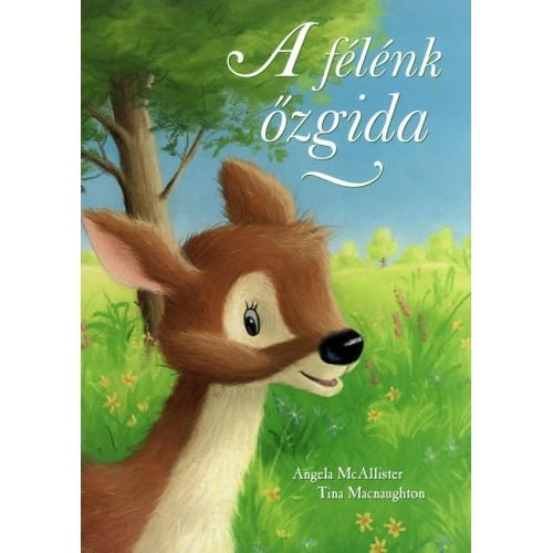 A félénk őzgida, Mirax kiadó, Gyermek- és ifjúsági könyvek