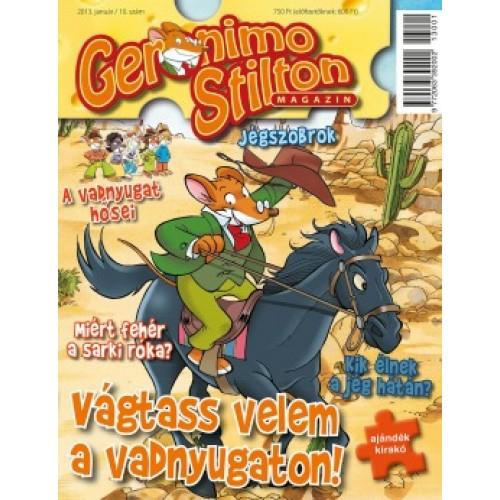 Geronimo Stilton Magazin 2013/1
