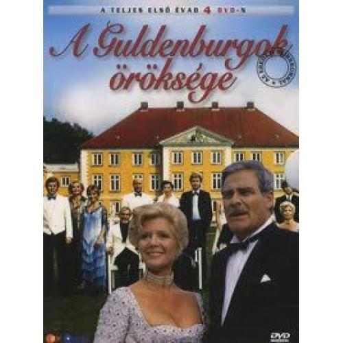 A Guldenburgok öröksége 1. évad (4 DVD)