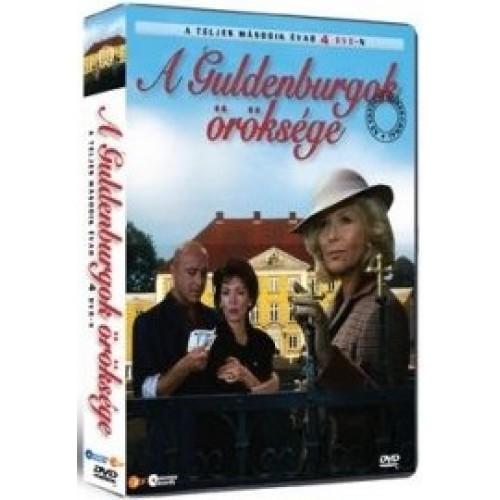 A Guldenburgok öröksége 2. évad (4 DVD), Mirax kiadó, DVD