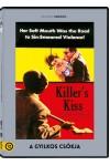 A gyilkos csókja (DVD)