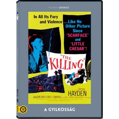 A gyilkosság (DVD), NEOSZ Kft. kiadó, DVD