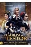 A három testőr, avagy a királyné gyémántjai (DVD)