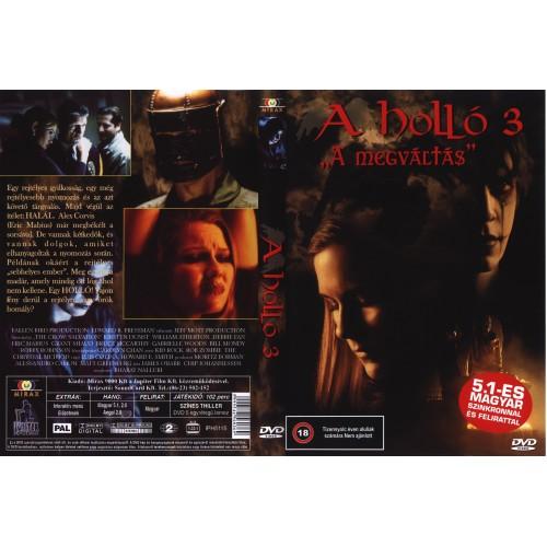 A holló 3. A megváltás (DVD)