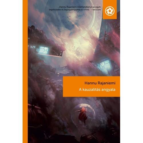 A kauzalitás angyala (Jean le Flambeur 3.), Ad Astra kiadó, Fantasy, sci-fi