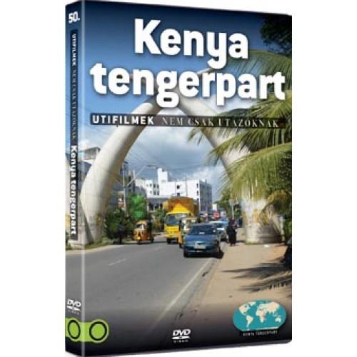 Kenya, tengerpart (DVD), NEOSZ Kft. kiadó, DVD
