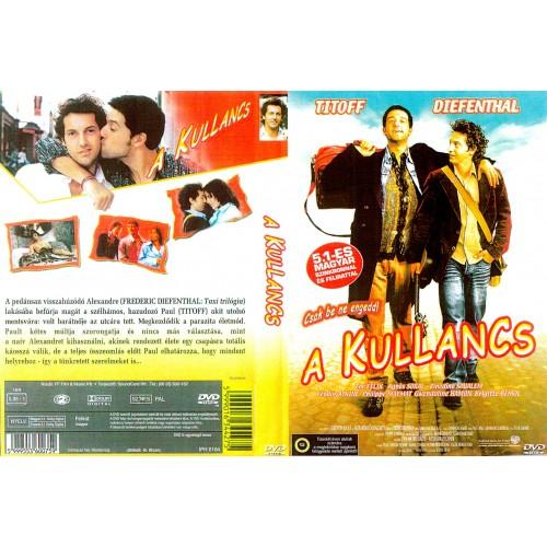 A Kullancs (DVD)