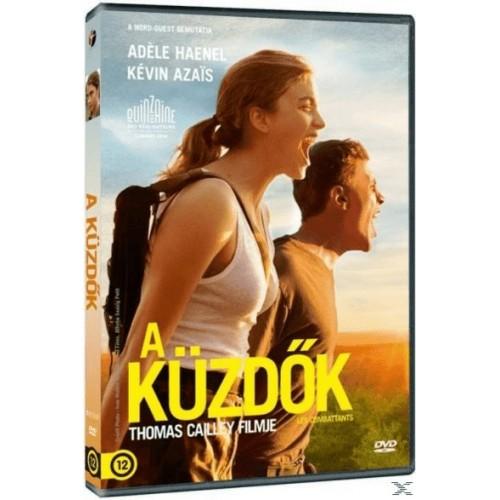 A küzdők (DVD)