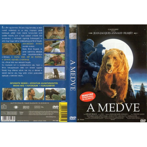 A medve (DVD)