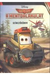 Disney - Repcsik - A mentőalakulat - Színezőkönyv (nagyalakú)
