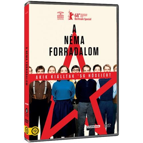A néma forradalom (DVD)