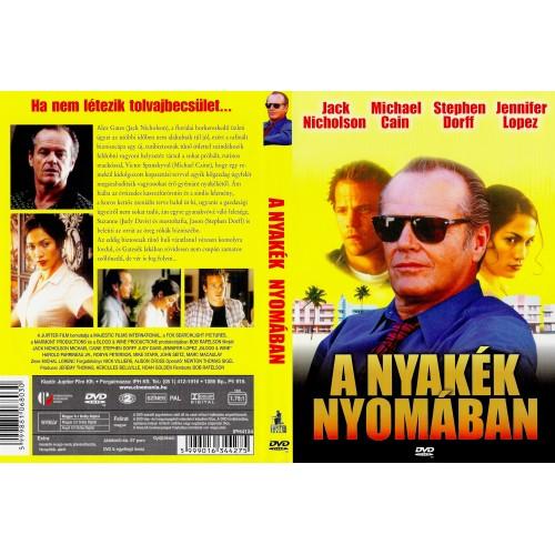 A nyakék nyomában (DVD)