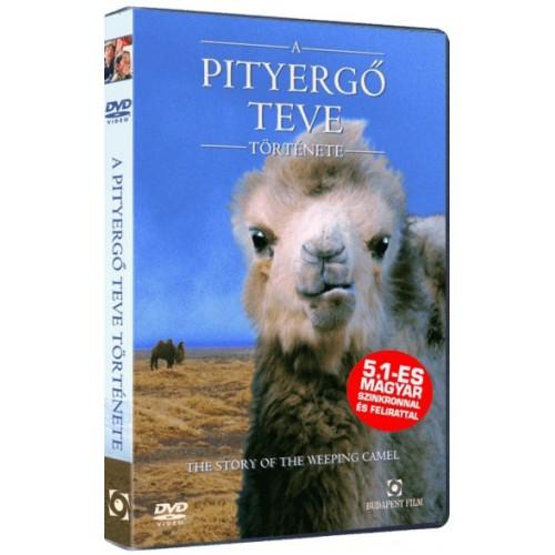 A pityergő teve története (DVD)