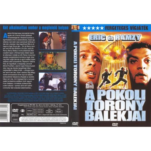 A pokoli torony balekjai (DVD)