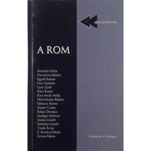 A rom (deKON-KÖNYVek)