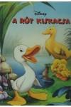 Disney - A rút kiskacsa + CD melléklet