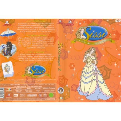 Sissi hercegnő 2. DVD