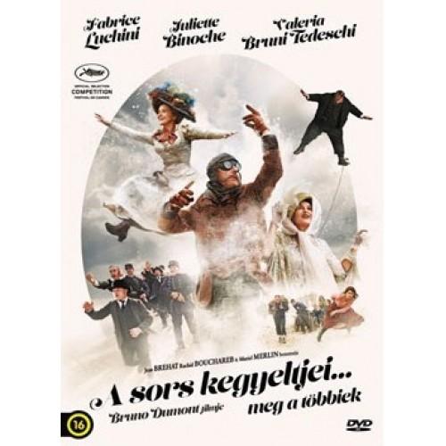 A sors kegyeltjei… meg a többiek (DVD)