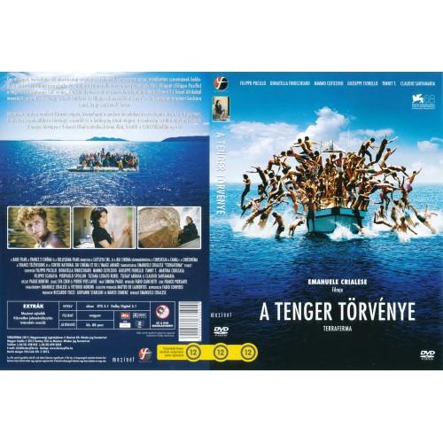A tenger törvénye (DVD)