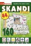 ZsebRejtvény Skandi könyv 44., CsoSch Bt. kiadó, Folyóiratok