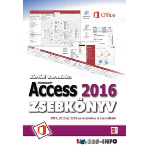 Access 2016 zsebkönyv