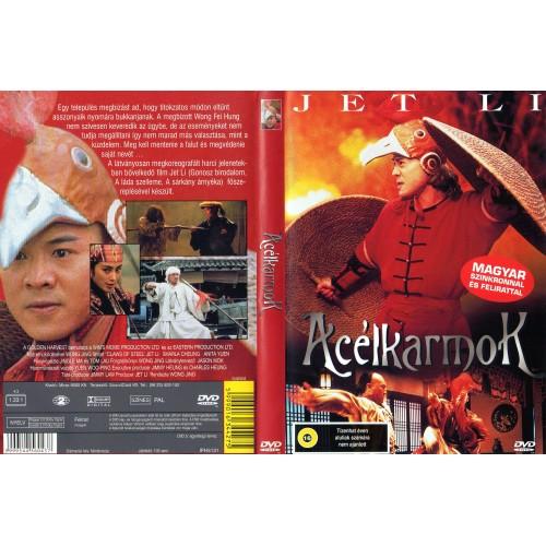Acélkarmok (DVD)