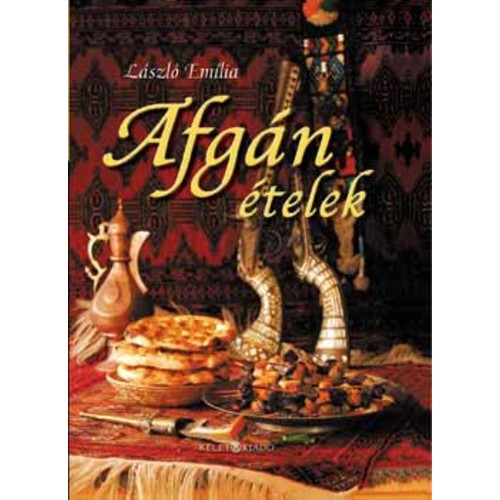 Afgán ételek