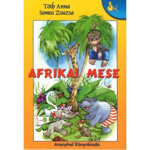 Afrikai mese (leporelló)