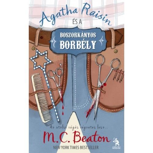 Agatha Raisin és a boszorkányos borbély (Agatha Raisin 8.)