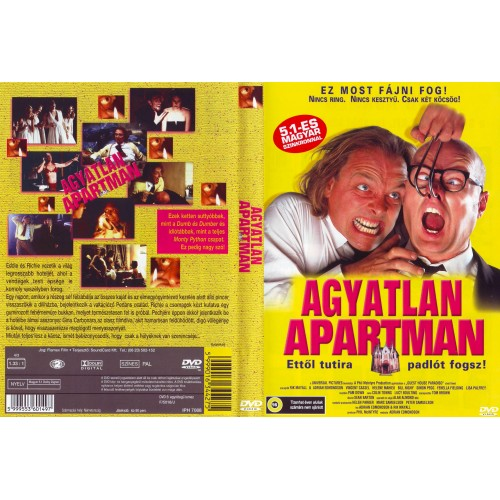 Agyatlan apartman (DVD)