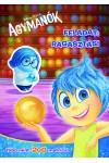 Agymanók - Feladat: ragasztás! Több mint 200 matrica! Disney, Pixar