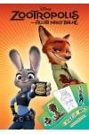 Disney - Zootropolis - Állati nagy balhé - Színezőkönyv matricákkal