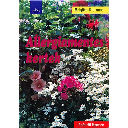 Allergiamentes kertek (Lépésről lépésre)