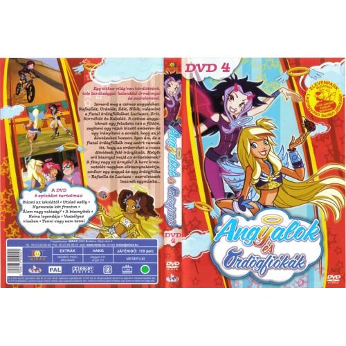 Angyalok és ördögfiókák 4. (DVD)