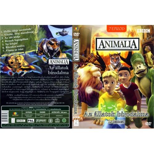 Animália - Az állatok birodalma 1. (DVD)