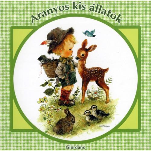 Aranyos kis állatok, Mirax kiadó, Gyermek- és ifjúsági könyvek