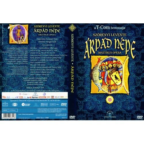 Árpád népe (misztikus opera) (DVD)