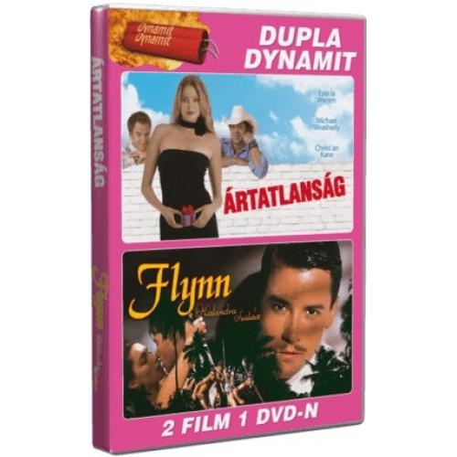 Ártatlanság / Flynn - Kalandra született (Dupla dynamit) - 2 film 1 dvd-n! (DVD)