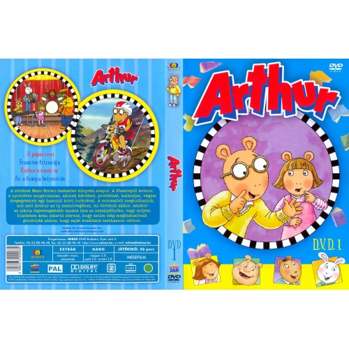 Arthur 1. (DVD) *