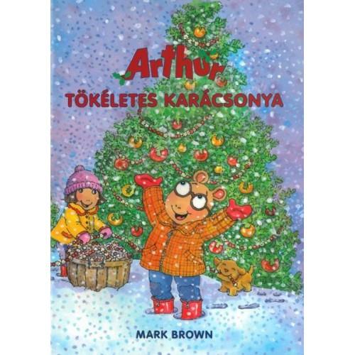 Arthur tökéletes karácsonya - Mesekönyv + meglepetés ajándék DVD