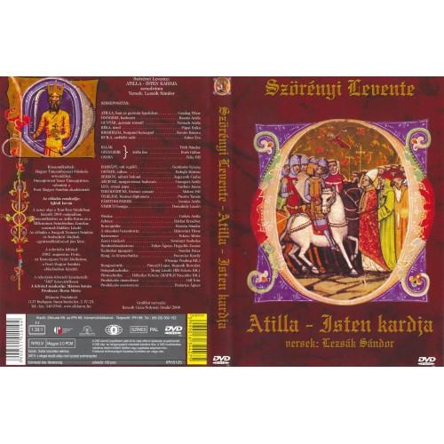 Atilla - Isten kardja (DVD)
