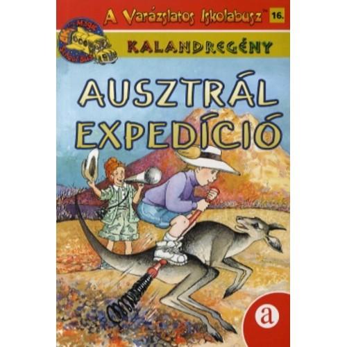 Ausztrál expedíció (A Varázslatos Iskolabusz 16.)