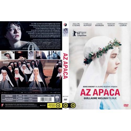 Az apáca (La Religieuse) (DVD)