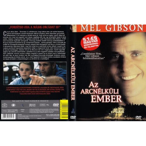 Az arcnélküli ember (DVD)