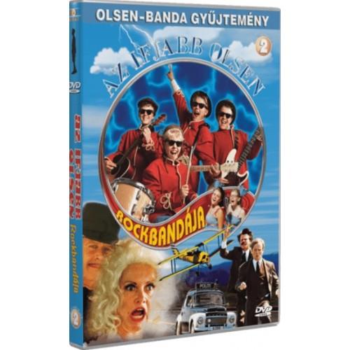 Az ifjabb Olsen rockbandája (DVD)